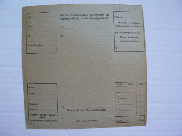 cibles et boite de 5,6 allemandes P1080757