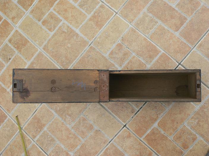 caisses pour munitions  ww1 et ww2 P1080813