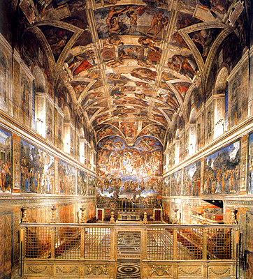 Jules II Chapel11