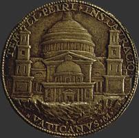 Jules II Medail10