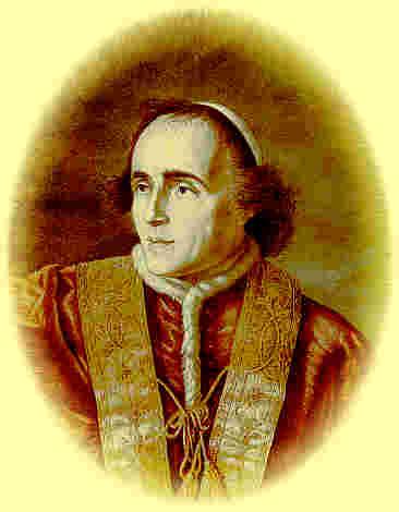 Sa Sainteté le Pape Pie VII Pie-vi10