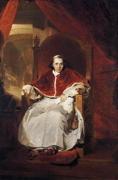 Sa Sainteté le Pape Pie VII Pie_vi10