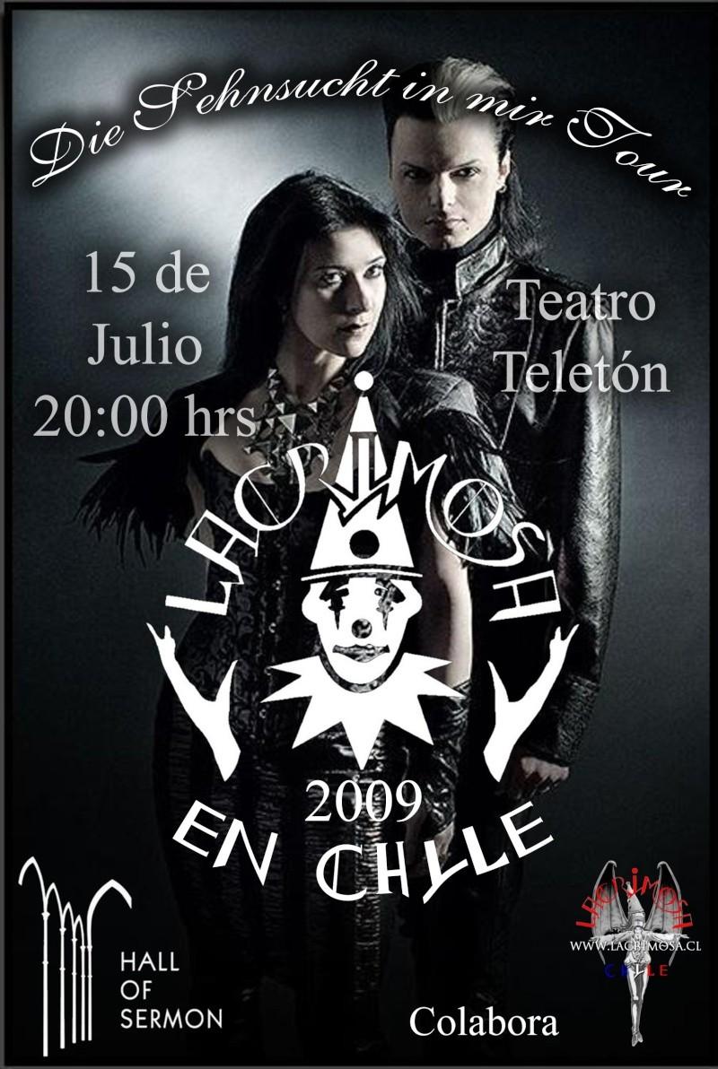 Lacrimosa en Chile Lacrim10