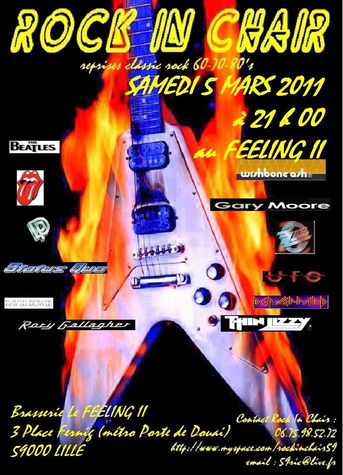 au Feeling le 5 mars 2011 Ric-fe11
