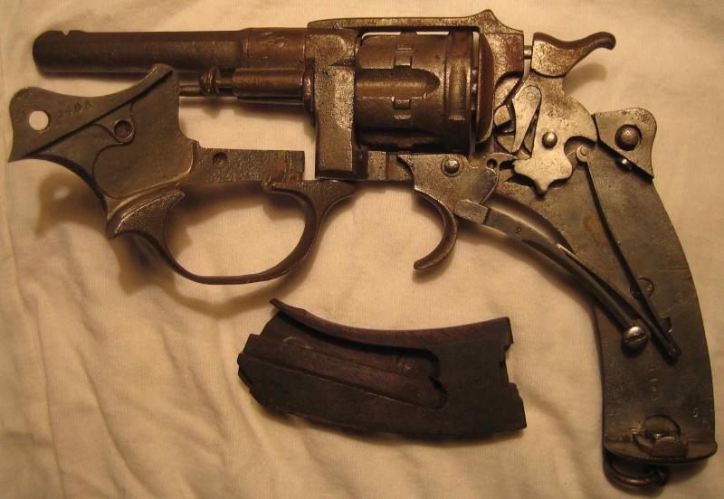Revolver d'ordonnace WW1 Noal_222