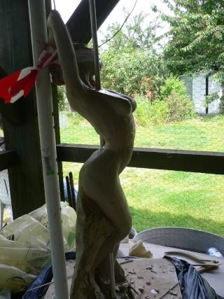 sculpture qui s'affaisse après vidage 25mai_10