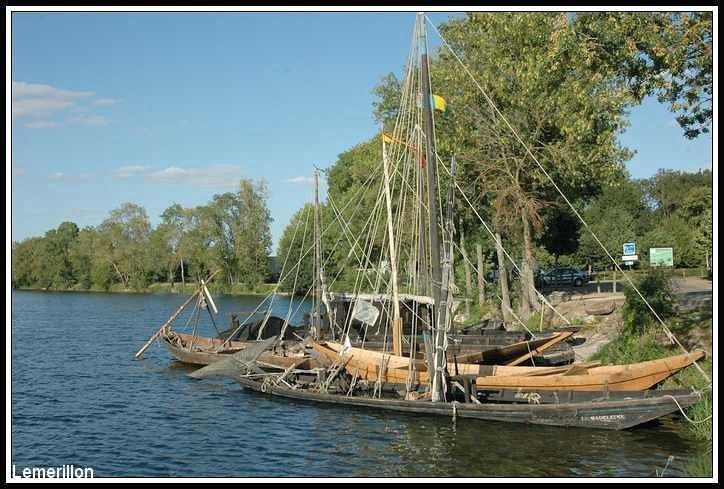 La batellerie de Loire Bateau11