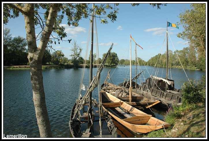 La batellerie de Loire Bateau13