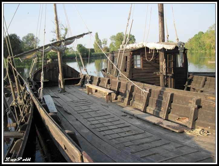 La batellerie de Loire Bateau14