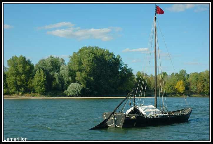 La batellerie de Loire Bateau15