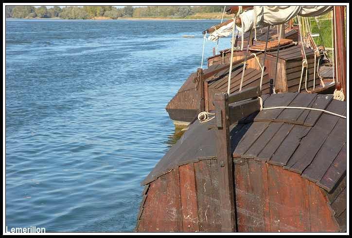 La batellerie de Loire Bateau16