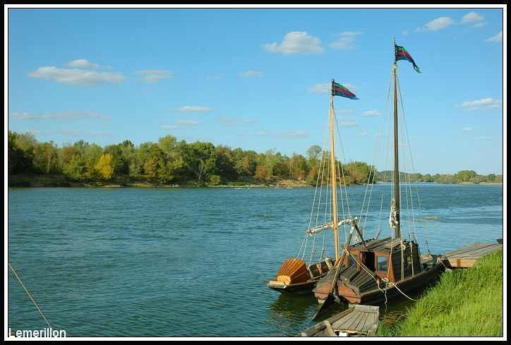 La batellerie de Loire Bateau17