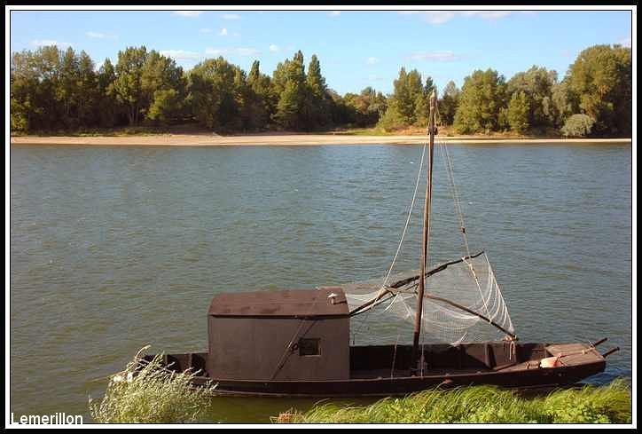 La batellerie de Loire Bateau18