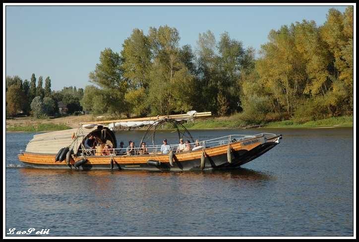La batellerie de Loire Bateau21