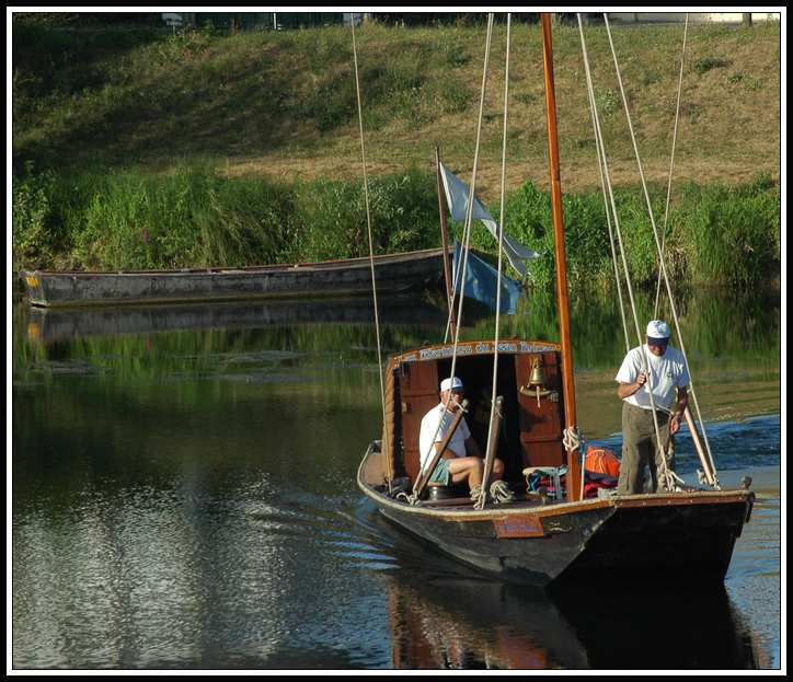 La batellerie de Loire Bateau23