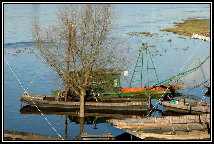 La batellerie de Loire Bateau24
