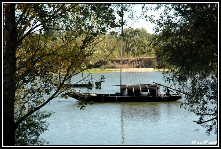 La batellerie de Loire Bateau25