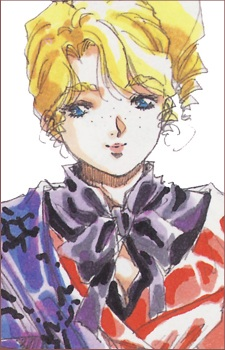 Les Personnages de Macross II: lovers again( characters design ) 4867710