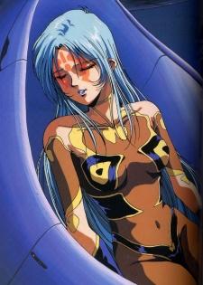 Les Personnages de Macross II: lovers again( characters design ) 741210