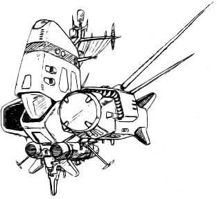 Classe Macross SDF 2070 et UN spacy vaisseaux Macros23