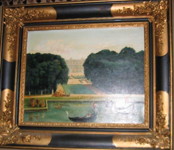 Les fêtes vénitiennes au château de Versailles Alain_22