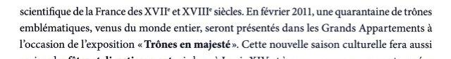 Exposition « Trônes en majesté, l'autorité et son symbole » - Page 4 Img02615