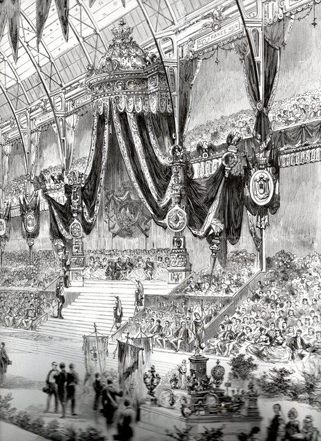 Exposition « Trônes en majesté, l'autorité et son symbole » - Page 7 Img03416