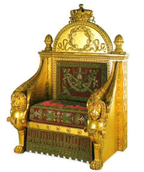 Exposition « Trônes en majesté, l'autorité et son symbole » - Page 7 Img16011