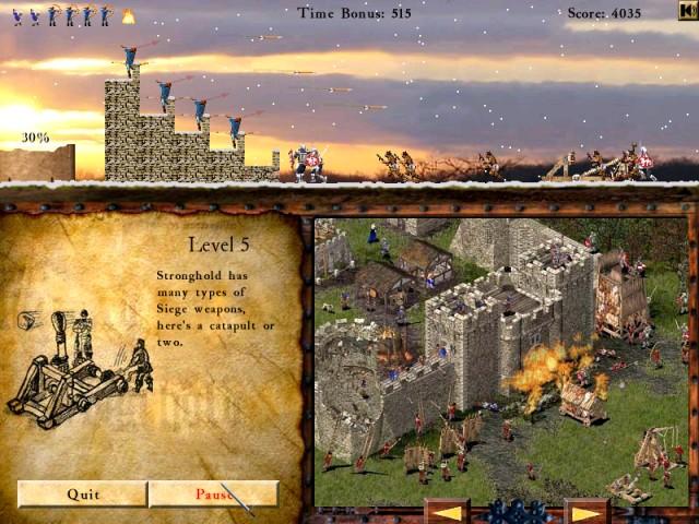 Castle Attack 18182a10