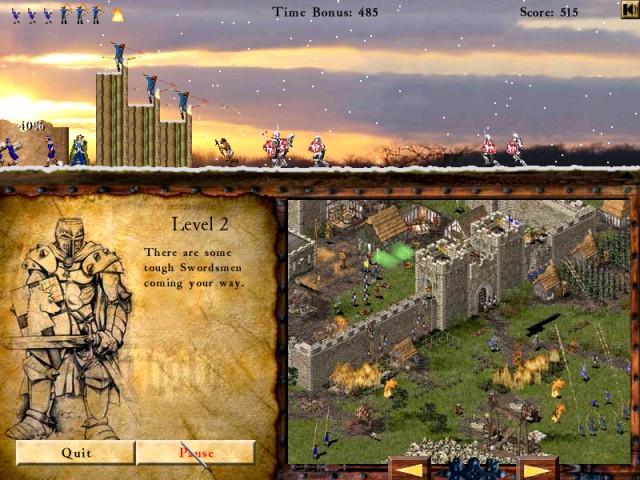 Castle Attack 18191010
