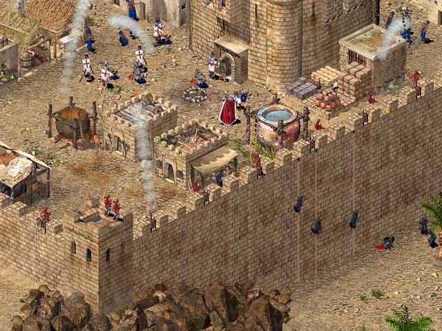 Stronghold Crusader 311dd510