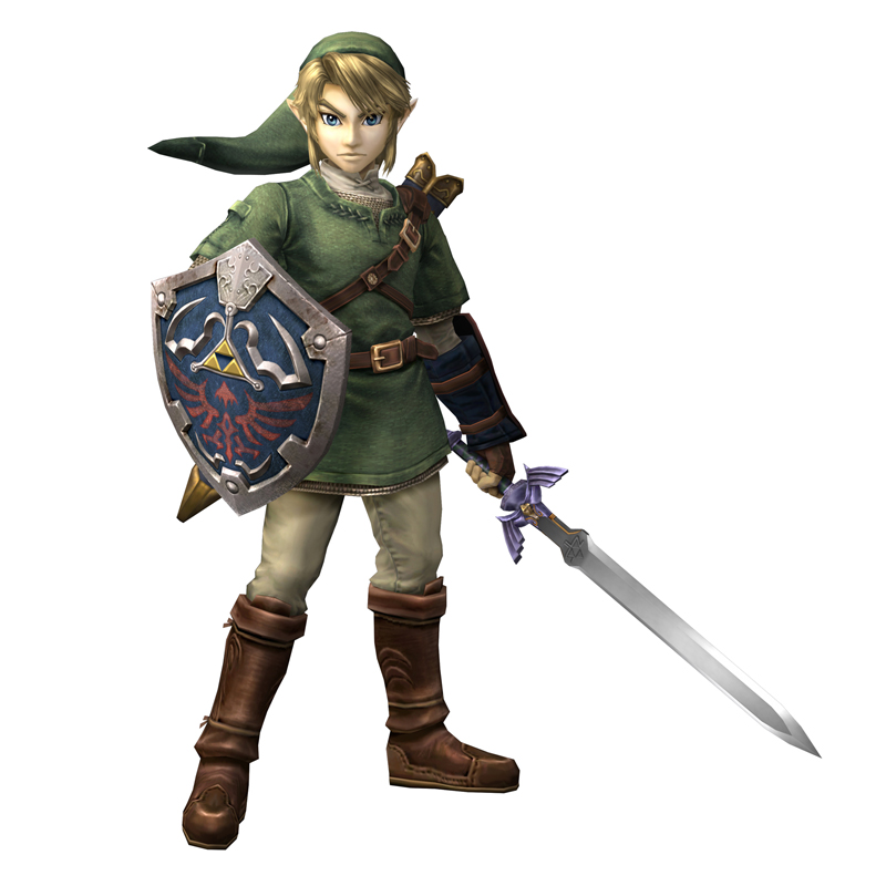 The Legend Of Zelda Link_z10