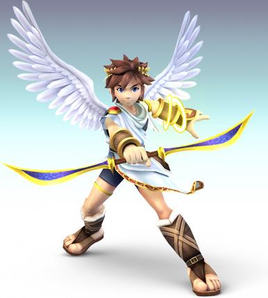Kid Icarus Pit10