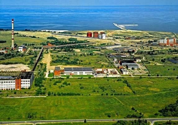 Sillamäe : sous la plage, les déchets nucléaires Lituan10