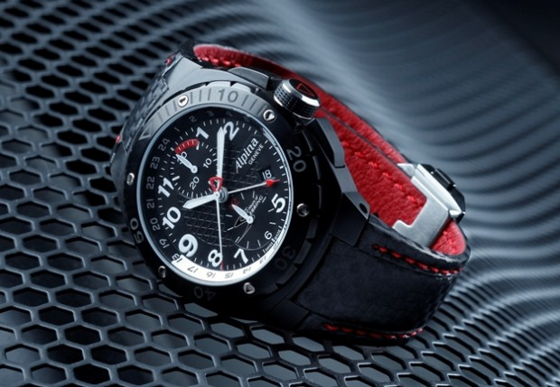 News : Alpina 12 Hours of Sebring Automatic Chrono GMT Alpina10