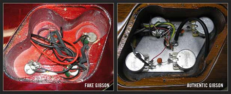 "Gibson ""fake"" Gibson10"
