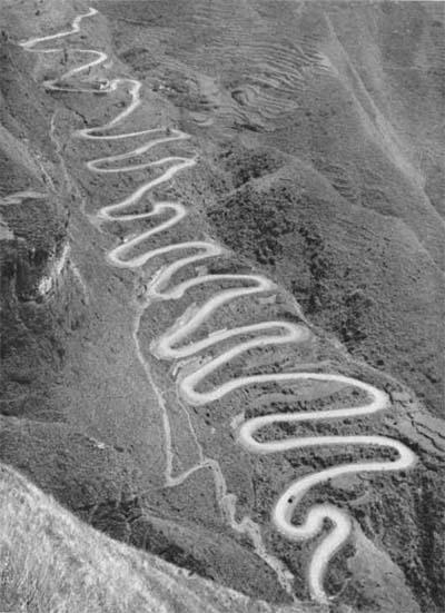 Moutain Roads of Japan Burmar10