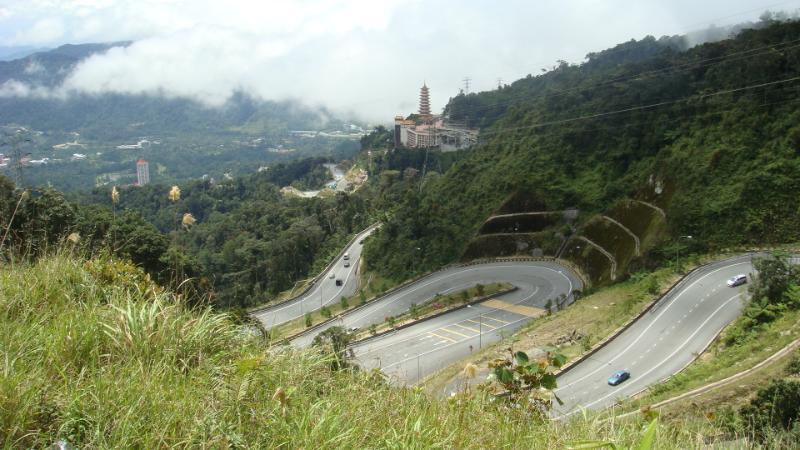 Moutain Roads of Japan Dsc01410