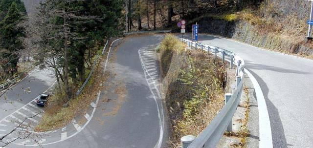 Moutain Roads of Japan Iro00210