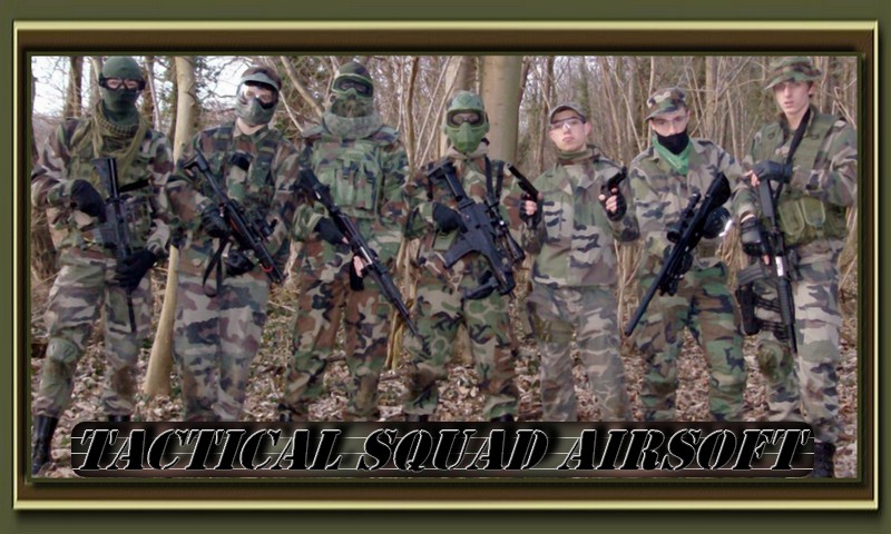 Tactical Squad Airsoft