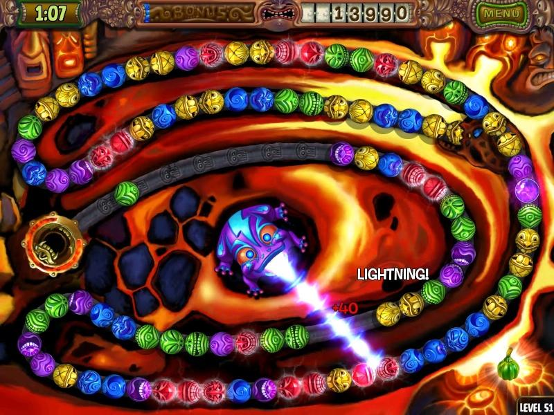 لعبة ZUMA 2011 Zumasr10