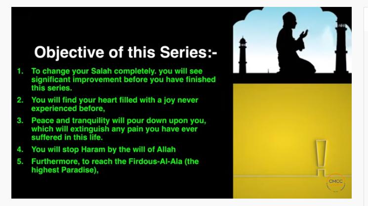 Pray the Prophet`s (Sallallahu Alayhi wa Sallam) Way 1-110