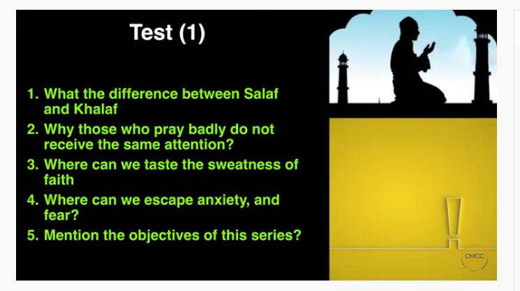 Pray the Prophet`s (Sallallahu Alayhi wa Sallam) Way 1-210