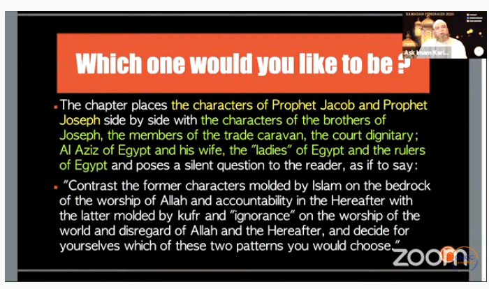 The Maqasidic Tafsir - Pursuing the Higher Aims of the Qur'anic Scriptures 12-1510