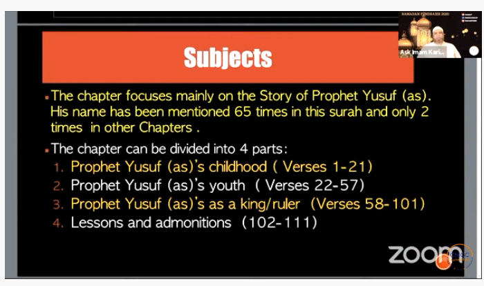 The Maqasidic Tafsir - Pursuing the Higher Aims of the Qur'anic Scriptures 12-710