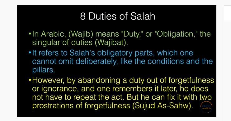 Pray the Prophet`s (Sallallahu Alayhi wa Sallam) Way 13-110