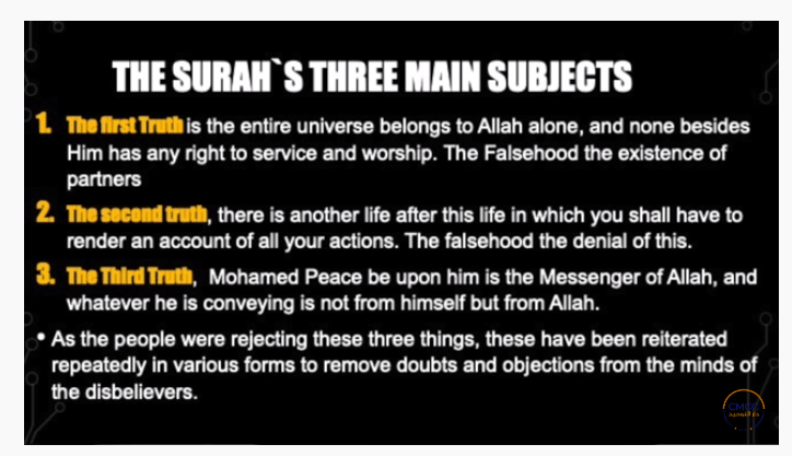 The Maqasidic Tafsir - Pursuing the Higher Aims of the Qur'anic Scriptures 13-2810