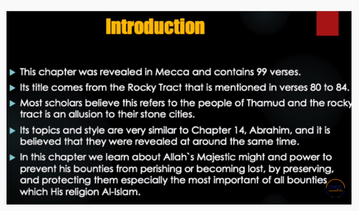 The Maqasidic Tafsir - Pursuing the Higher Aims of the Qur'anic Scriptures 15-210