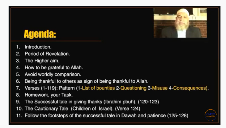 The Maqasidic Tafsir - Pursuing the Higher Aims of the Qur'anic Scriptures 16-110