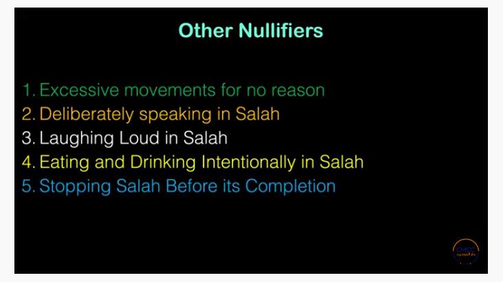 Pray the Prophet`s (Sallallahu Alayhi wa Sallam) Way 18-510